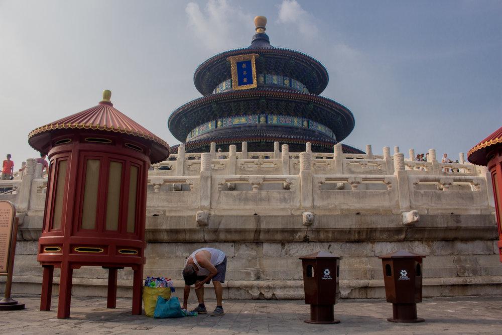 Hall of Prayer for Good Harvests,Temple of Heaven, Beijing