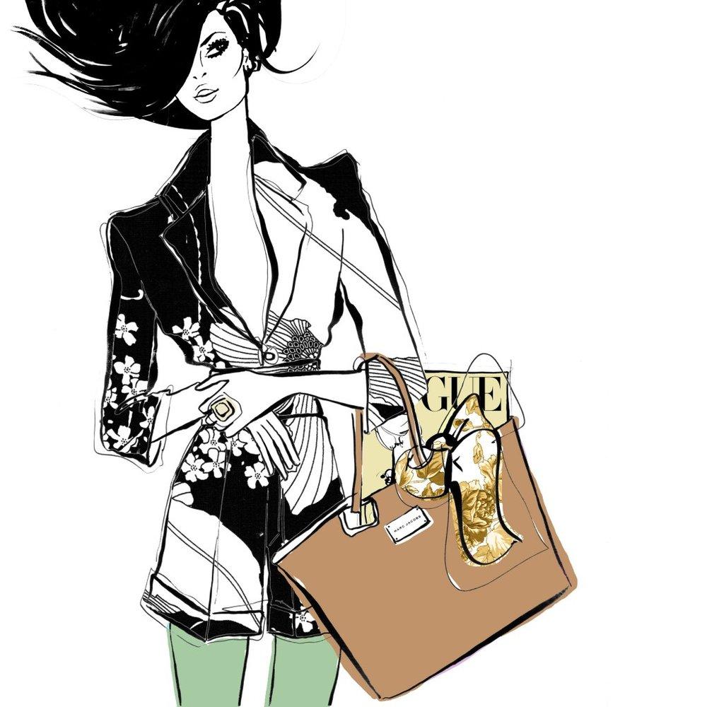 Luxury Designer Fashion & Vicki's Secret! - .