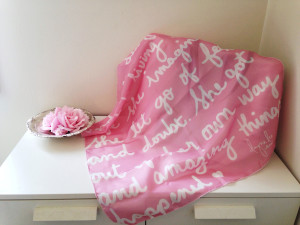 and one day scarf_OOAK