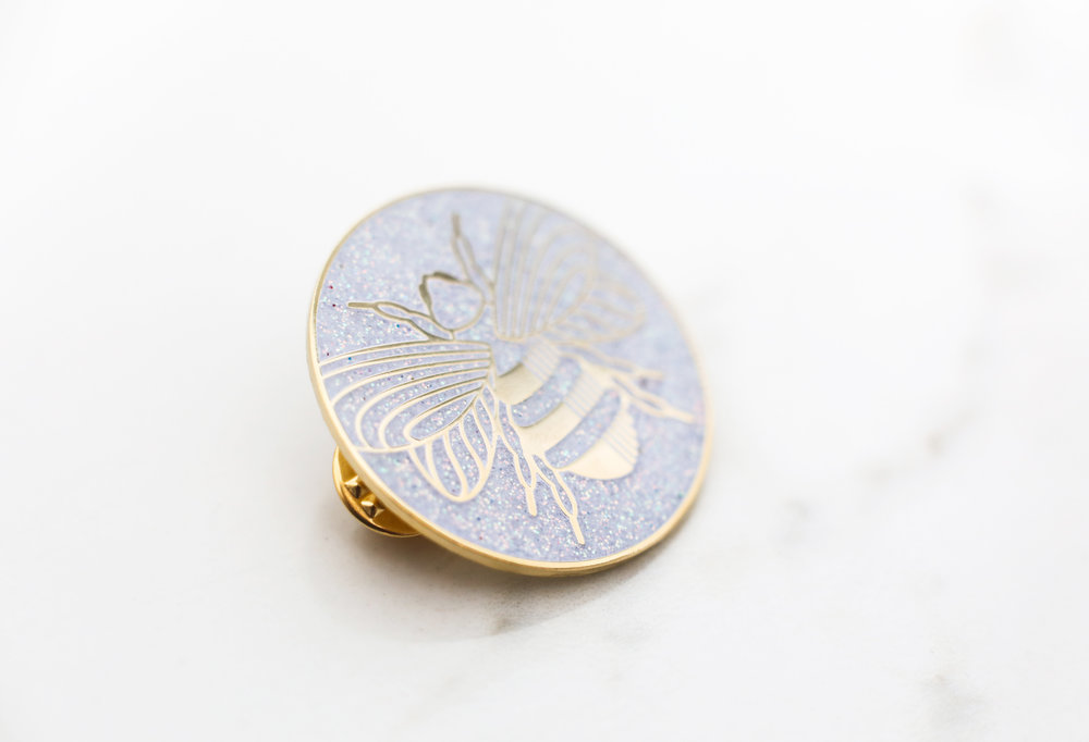 BEE GOOD ENAMEL PIN.jpg