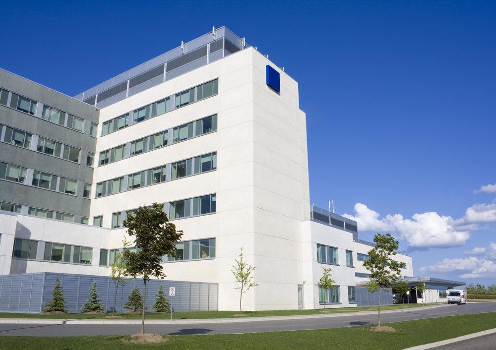 Hospitals/Medical Centers
