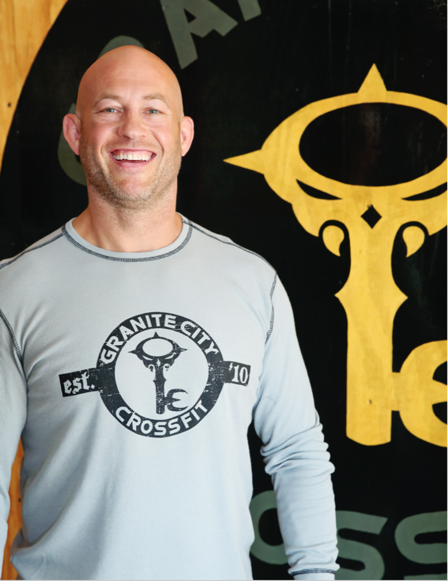 "Jeremy Lang - Owner/Head Coach- CrossFit Level 2- CrossFit Gymnastics- CrossFit Olympic Weight Lifting- Hardstyle Kettlebell Certified- CrossFit Self Defense- USA Weightlifting Sport Performance""I believe in CrossFit whole heartedly, from the movements that are nearly all whole body from core to extremity to the foods CrossFit encourages you to consume. I can promise you this; CrossFit will not be easy but what worth having is? Changing your life is not a quick fix or fad—it requires a lifestyle change that takes time. If you want to see results, come and see me."""