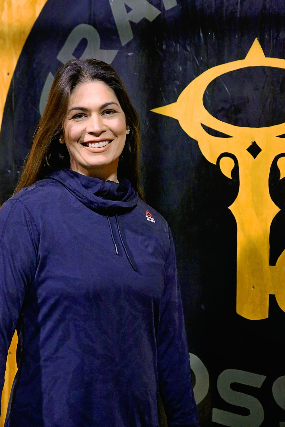 "Kat de Leon-Lantto - Coach/personal trainer/marketing- CrossFit Level 1- CrossFit Gymnastics- Certified Personal Trainer (ACE)- Certified Group Exercise Instructor (AFAA)- Indoor Cycling & Kettlebell Instructor (NETA)- Sport Yoga (NESTA) & Pound® InstructorKat has worked in the fitness industry off and on since the age of 19. She will soon approach 20 years in the field! Though she holds a Bachelor's degree in Art Studio from the University of California at Santa Barbara (UCSB), her calling has always been in fitness.Kat got her start working in the fitness industry as Navy Fitness Coordinator. In addition to coordinating mainstream fitness classes and personal training, she helped coordinate and run semi-annual physical readiness assessments and administer remedial physical fitness training sessions for active duty sailors.Kat has been a middle school and high school swim coach, practiced ""stand-up"" American Kickboxing and managed various other mainstream fitness programs."