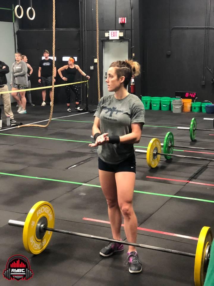 Cheryl Pojanowski - Coach- CrossFit Level 1