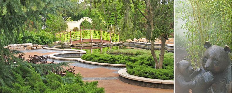 Asian Bamboo Garden Wins Fngla Landscape Award Terra Design