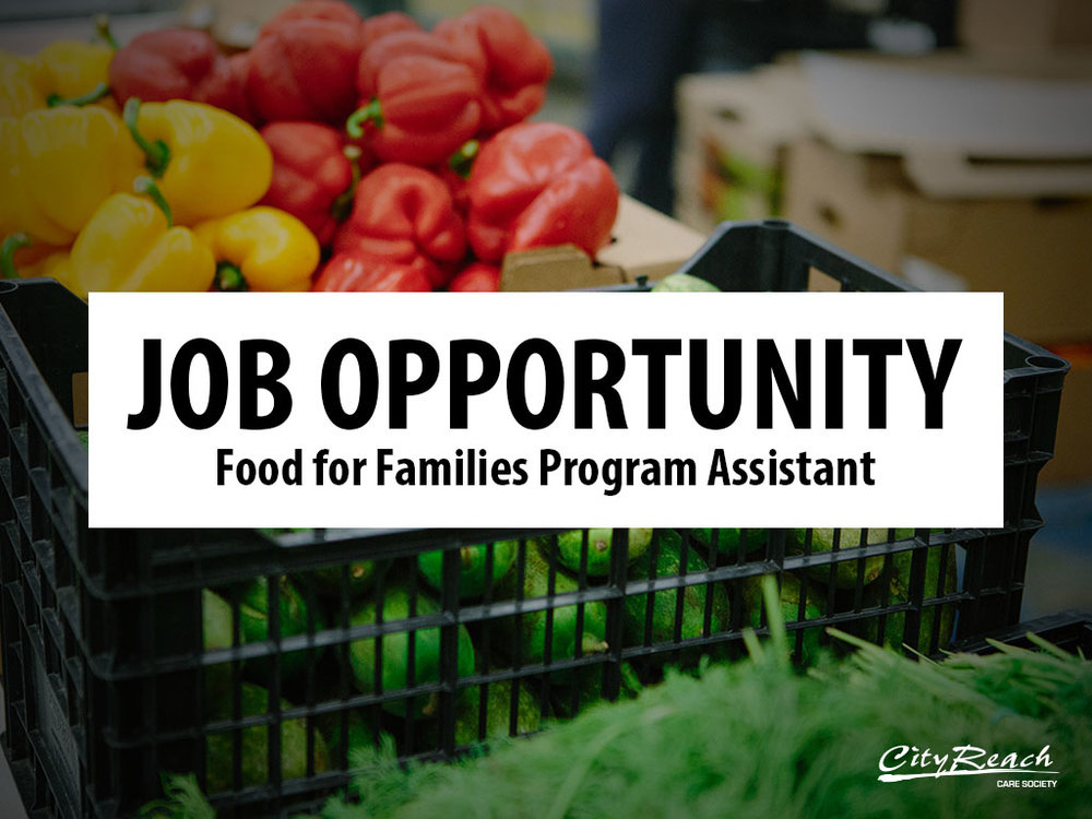 FFF Program Assistant Job Posting 2018 - Website.jpg