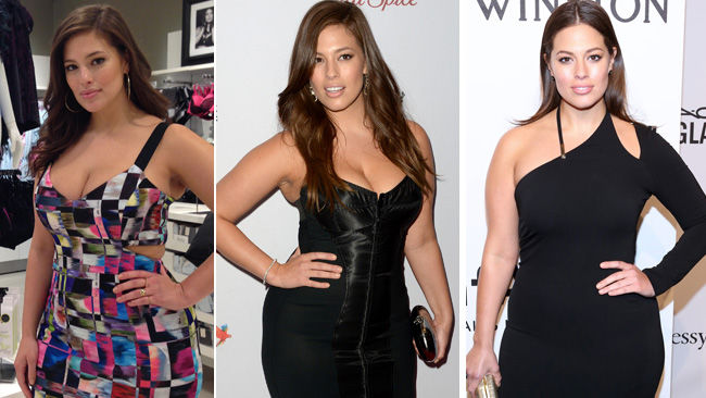 Model Ashley Graham talks 'plus-size' and taking over the world