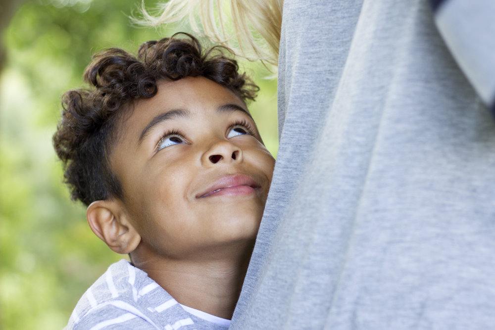 Become a foster parent -
