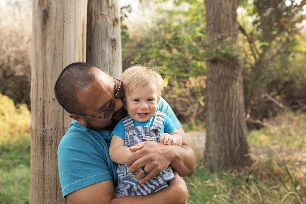 Scott and Stephanie raised $820 - for their son Caleb's birthday