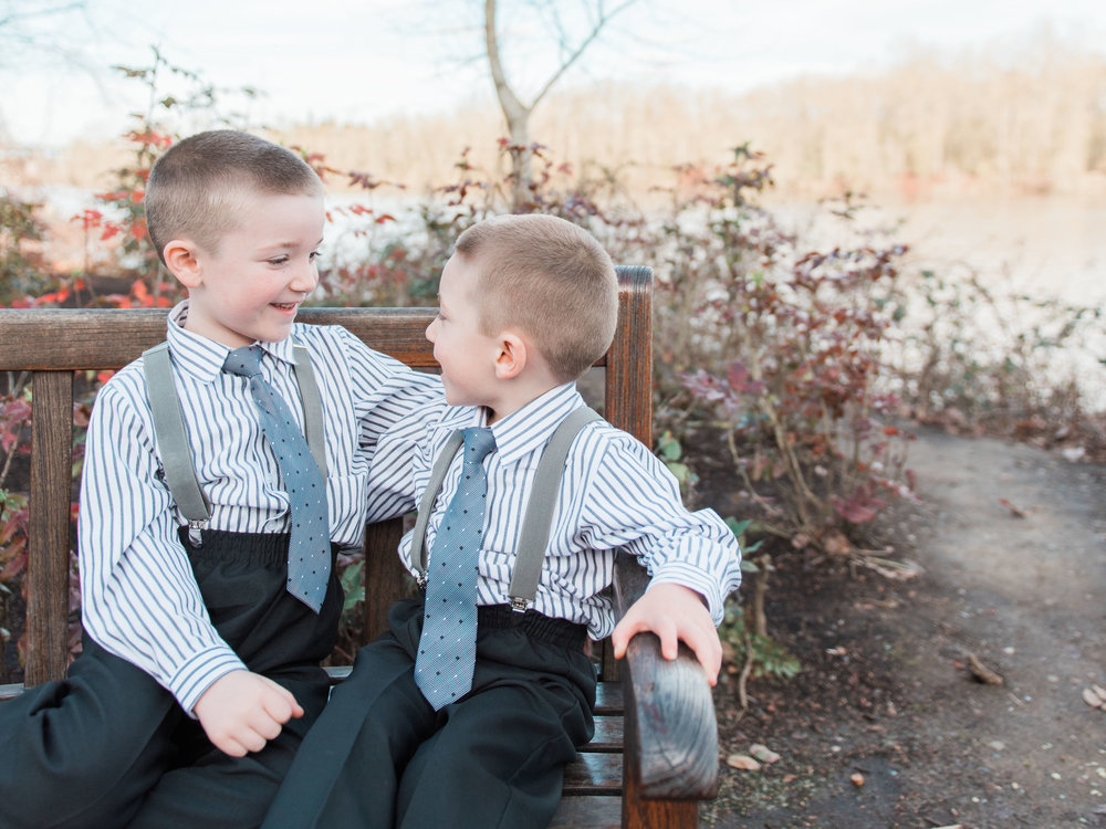 For two brothers, a foster family became their forever family -