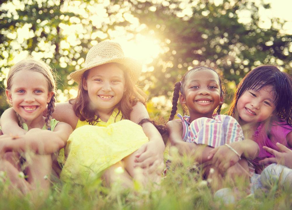 Support children in foster care -