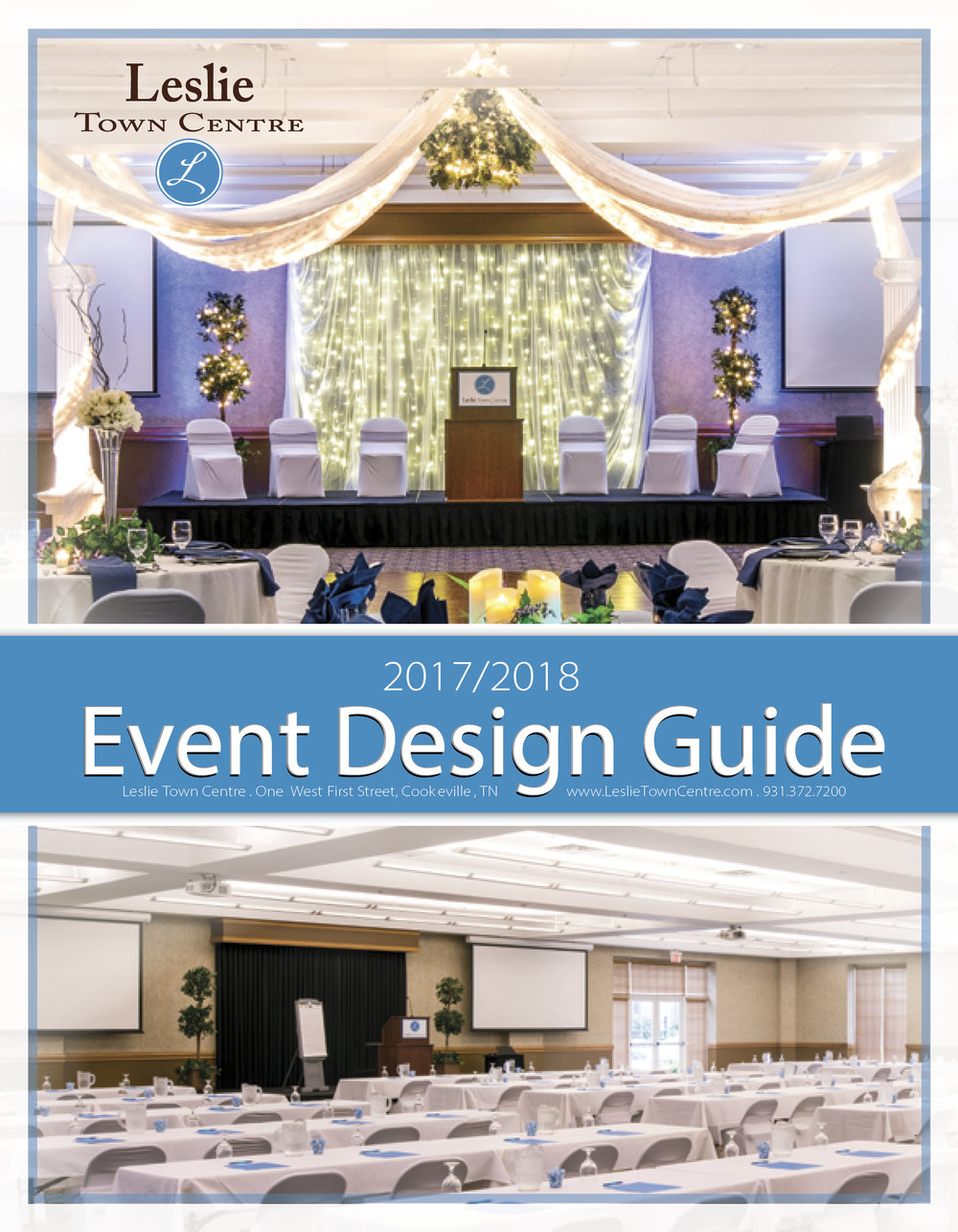 design your event - A Resource Guide to Help You Plan