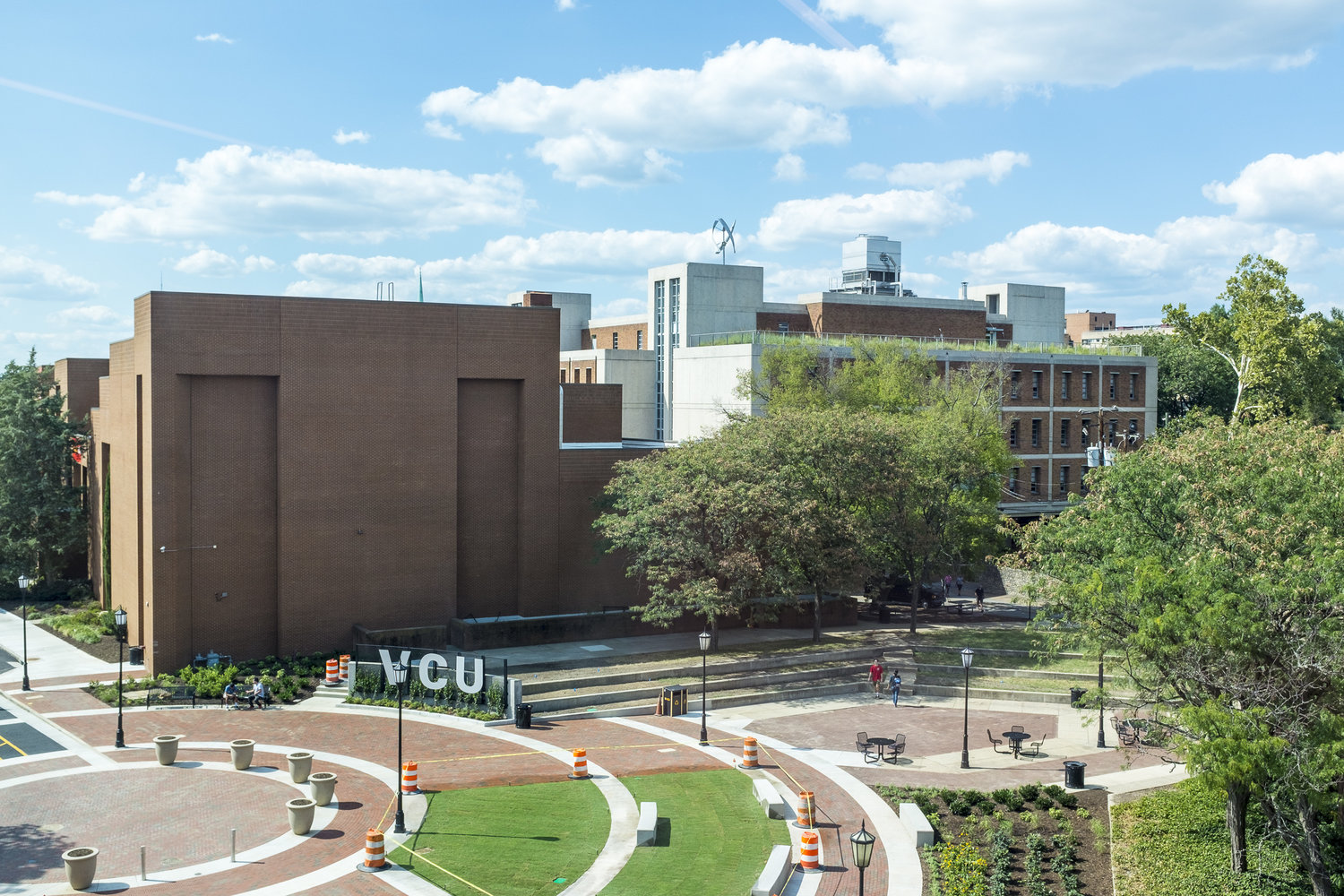 virginia commonwealth university and monroe park campus rich life