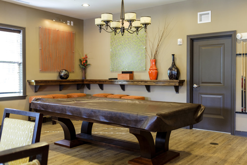 Exclusive: West Broad Village Clubhouse & Homeowner Interview — Rich ...