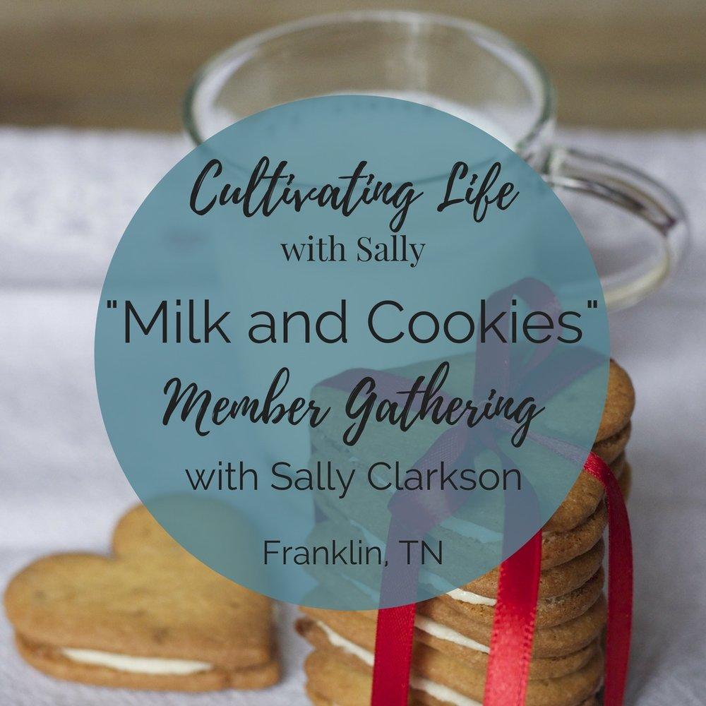 CLS Member Gathering Milk and Cookies (2).jpg