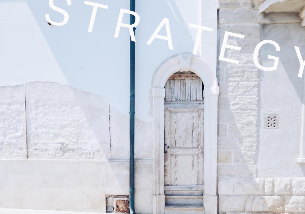 Strategy x Bare Design