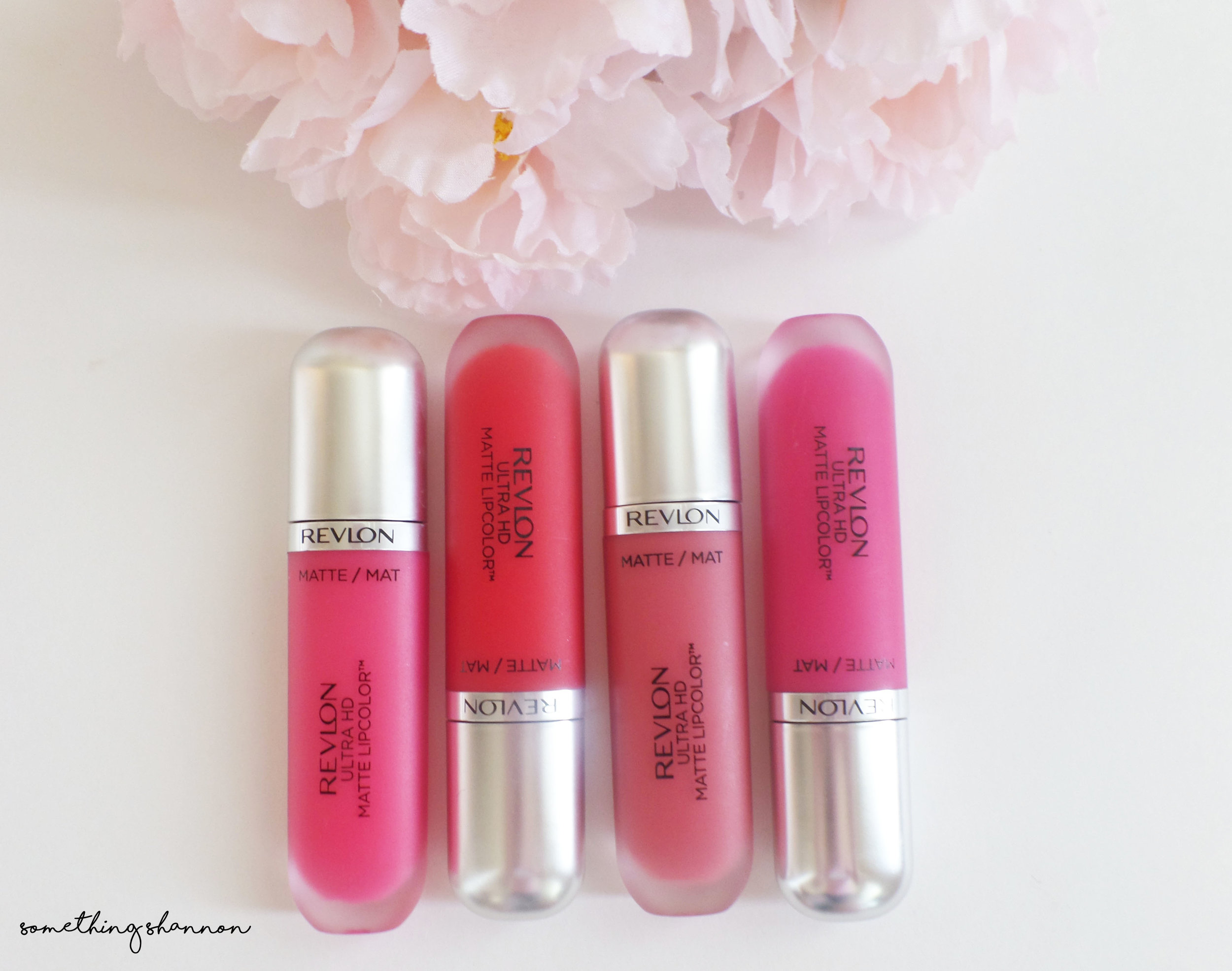 Revlon Ultra HD Matte Lip Colors