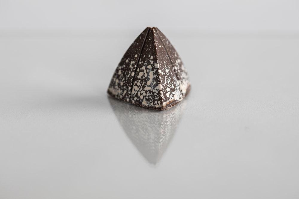 Dark chocolate toasted marshmallow