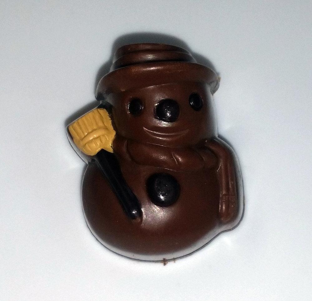 Egg Nog ~ Milk Chocolate