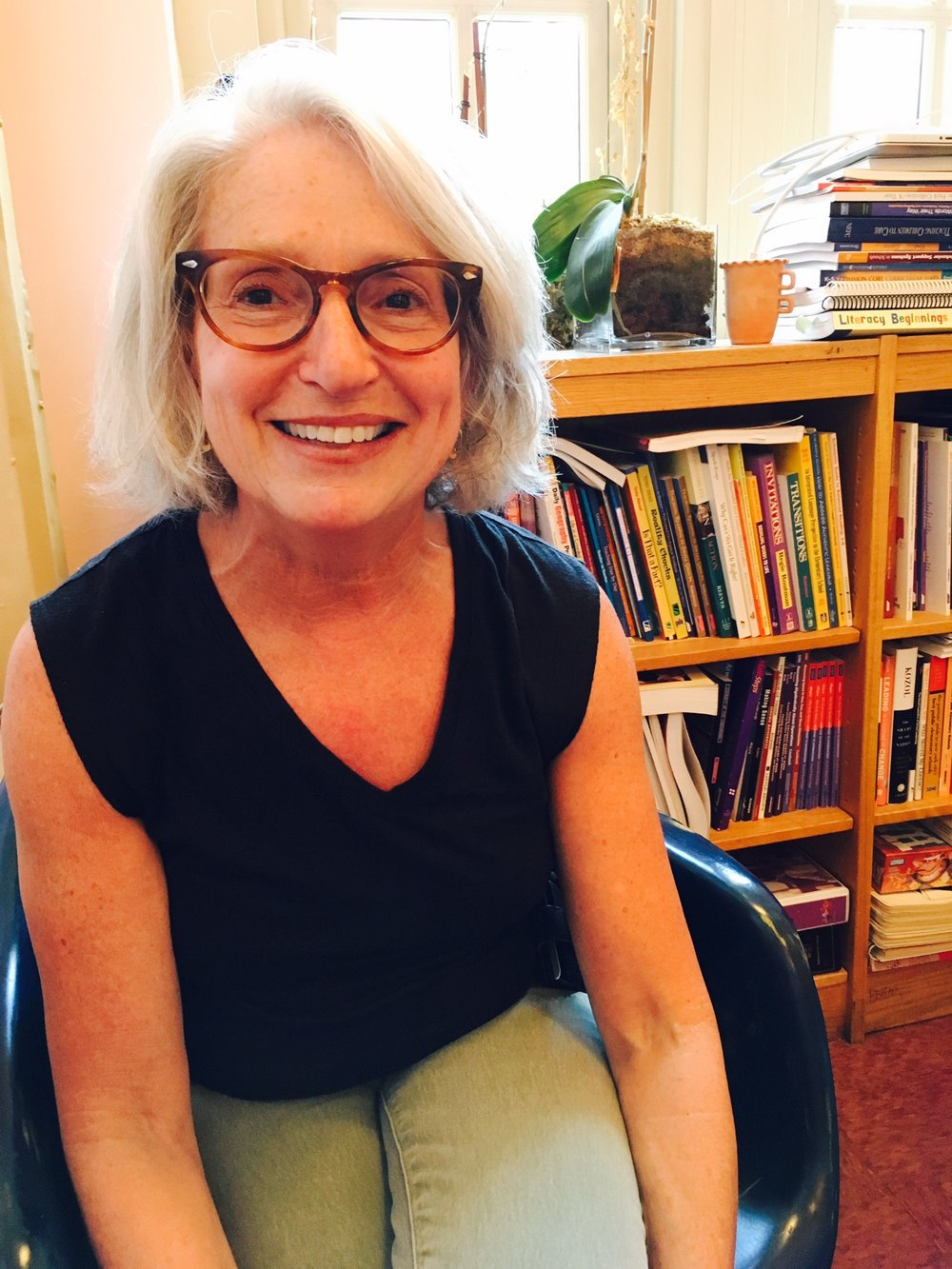 PRINCIPAL | KAREN FEUER - Email: KFeuer@schools.nyc.gov Karen Feuer joined PS 110 in 2009 with over 30 years of experience in education. She has held various positions that include administering the office of School Food Service at the Board of Jewish Education, teaching pre-school as well as elementary school in Manhattan and the South Bronx, supervising parent support in Districts 20, 21, and 31, and serving on the Community School Board in District Two — advocating for public schools and setting educational policy in the district.Karen was born in the Bronx and attended public schools her whole life. She has a Bachelor of Science from New York University in Art Education; a Masters in Early Childhood and Elementary Education also from New York University and a Master in Supervision and Administration from Baruch College's Aspiring Leadership Program. She was an Assistant Principal for two years on Manhattan's Upper East Side at PS 183.Karen raised her two children in Manhattan and they both attended public schools. She thinks public education in New York City is the best in the nation.