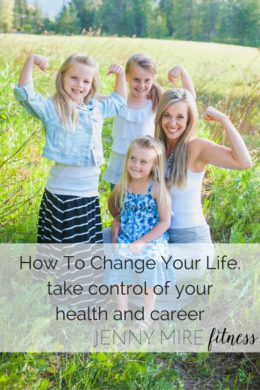 How to change your life image