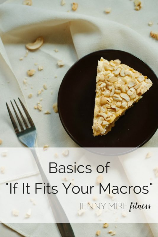 If It Fits Your Macros