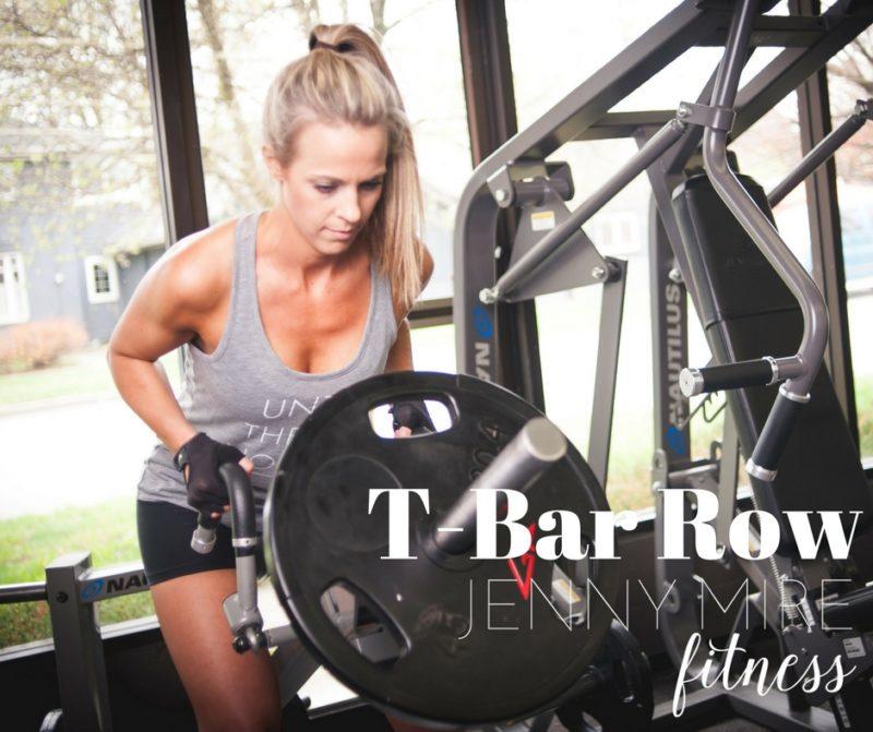 t-bar-row