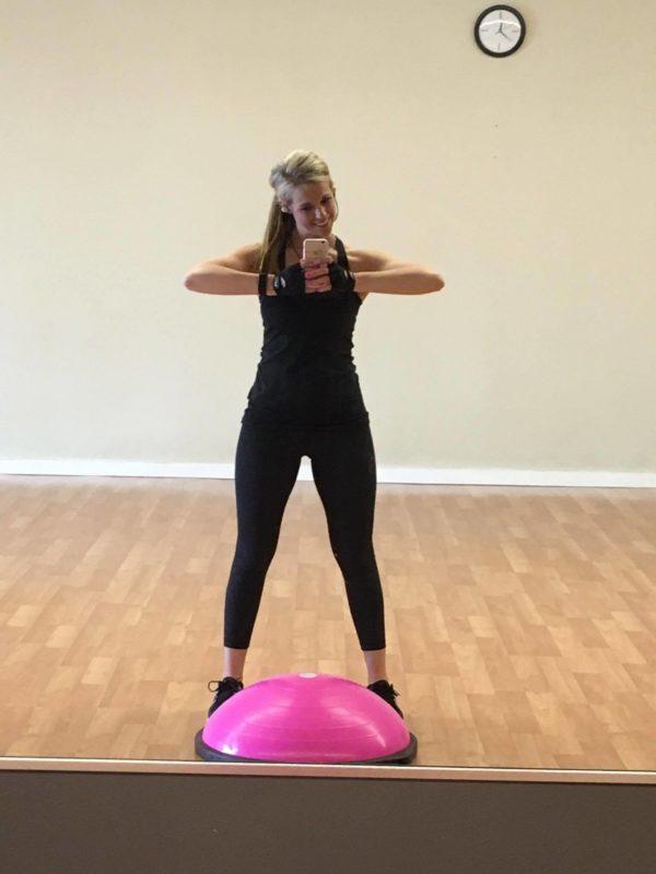 bosu workout 2