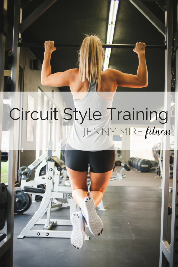 Circuit Style Training