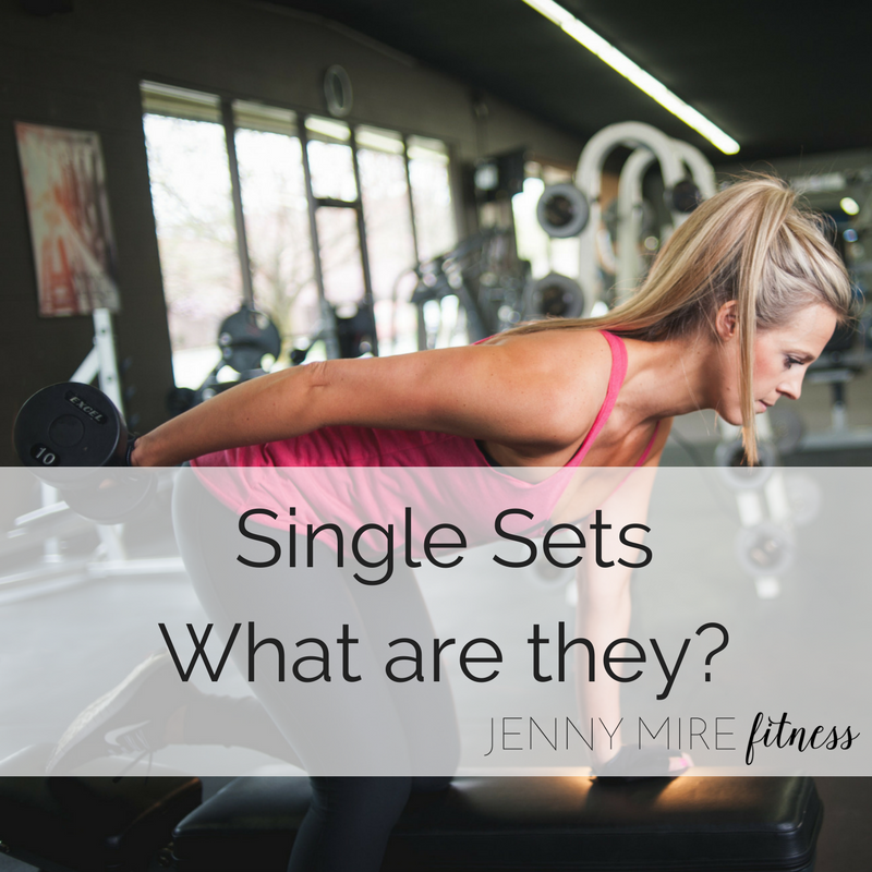 Single SetsWhat are they-