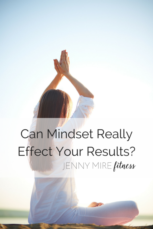 Can Mindset ReallyEffect Your Results-