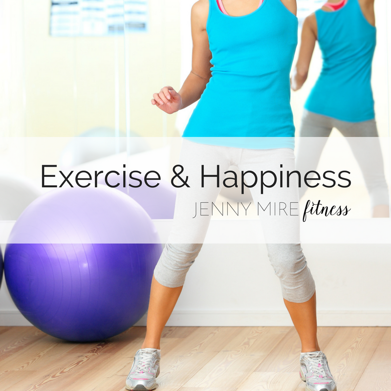 Exercise & Happiness