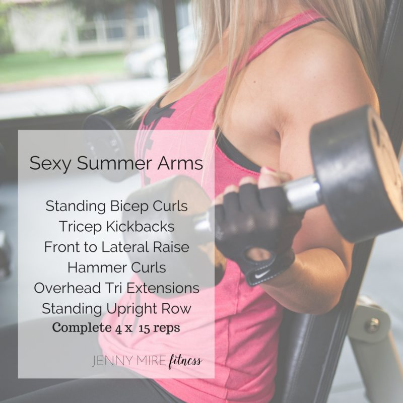 Sexy Summer Arms