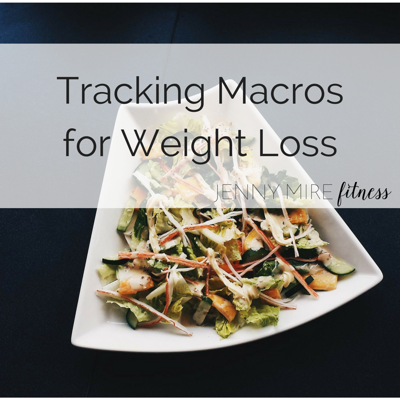 Tracking Macrosfor Weight Loss