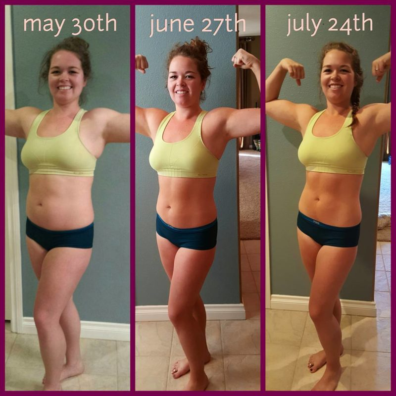 Living Fit 4 Weeks To Fat Loss Jenny Mire Fitness