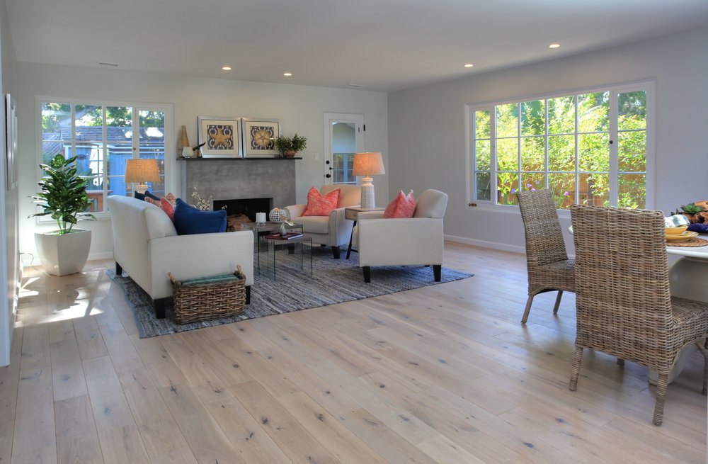 Humphrey Beach Cottage, Montecito $2,795,000 SOLD