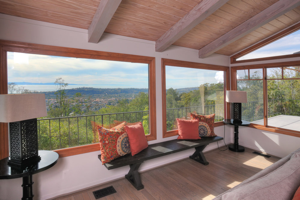Forever Views, Santa Barbara Riviera $2,295,000 SOLD