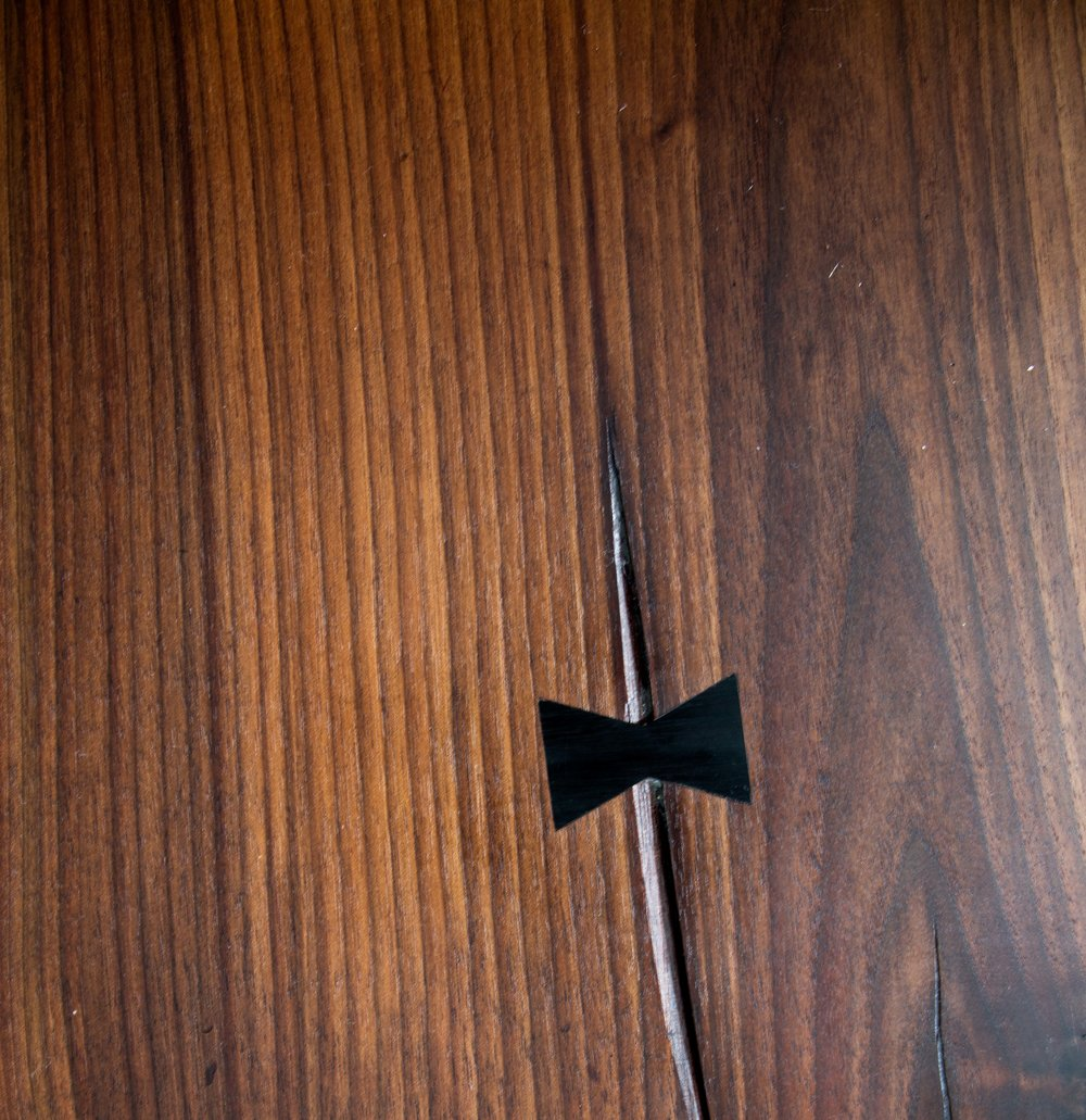 Marine Road kitchen island  detail