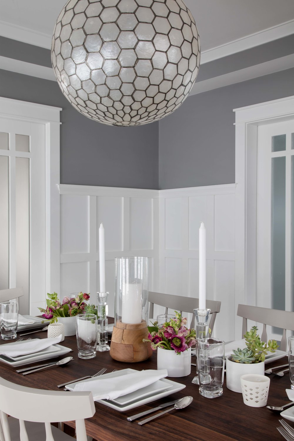 Marine Road dining room