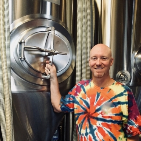 Erik Schmid : Owner, Head Brewer, Mastermind