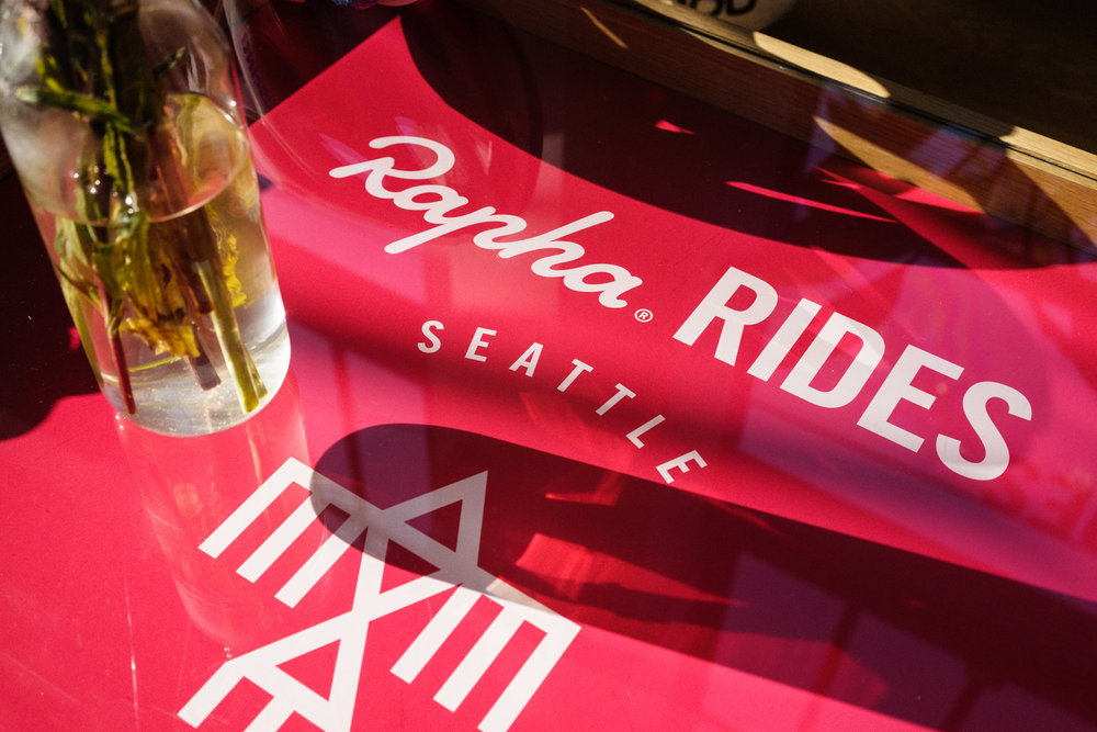 Rapha Rides - Seattle