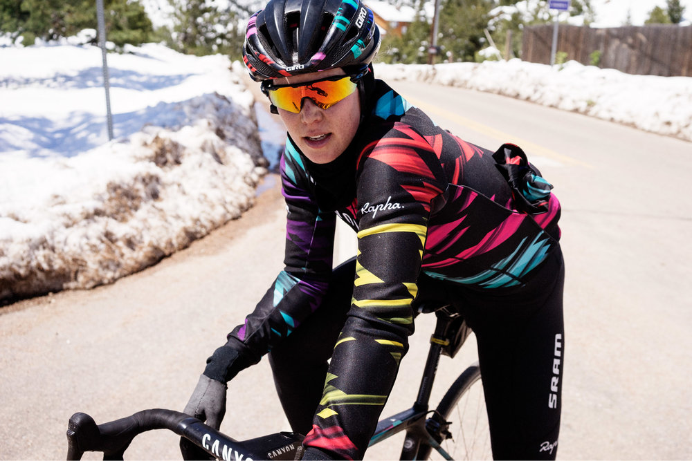 Rapha Rides - Boulder