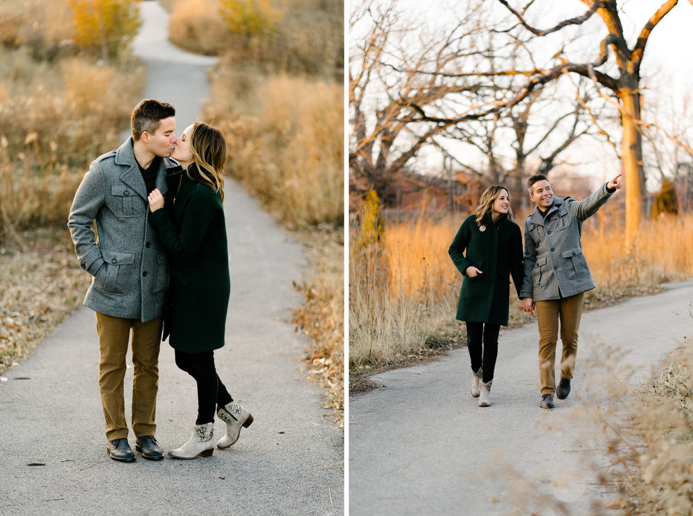 020-rempel-photography-chicago-wedding-photography-christina-paul-lincoln-park-engagement-session-second-city-bar.jpg