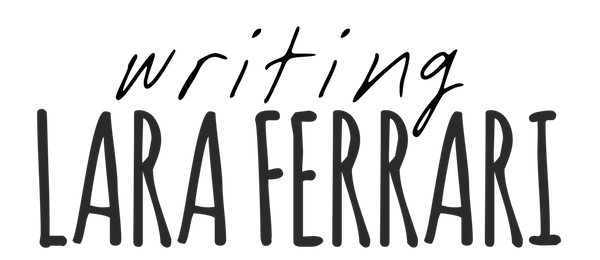 Writing Lara Ferrari