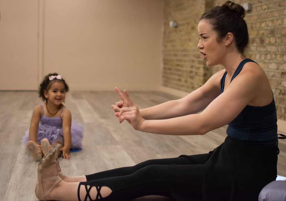 Ballet classes Chiswick