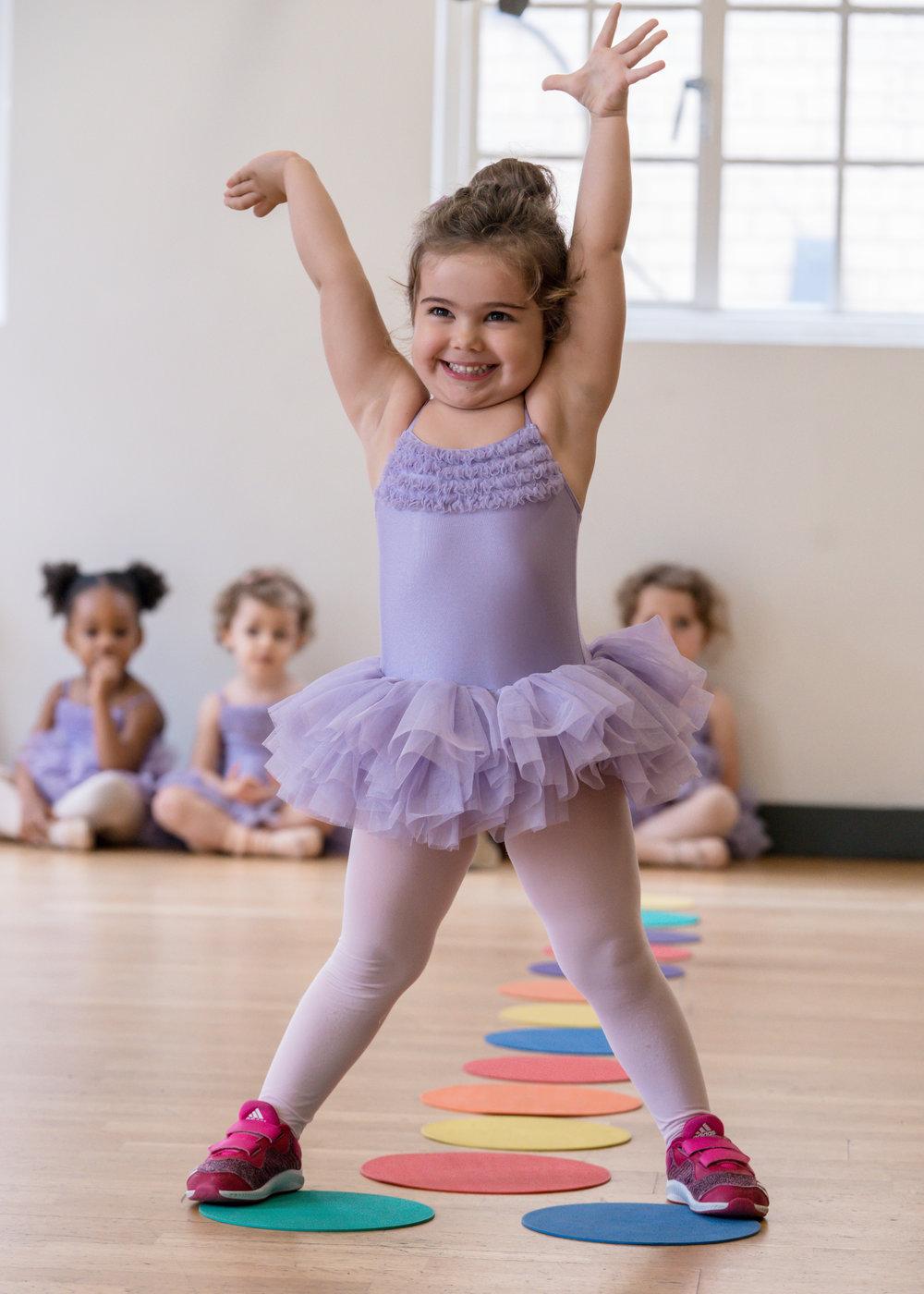 Queens Park Ballet School