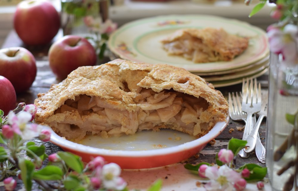 our apple pie