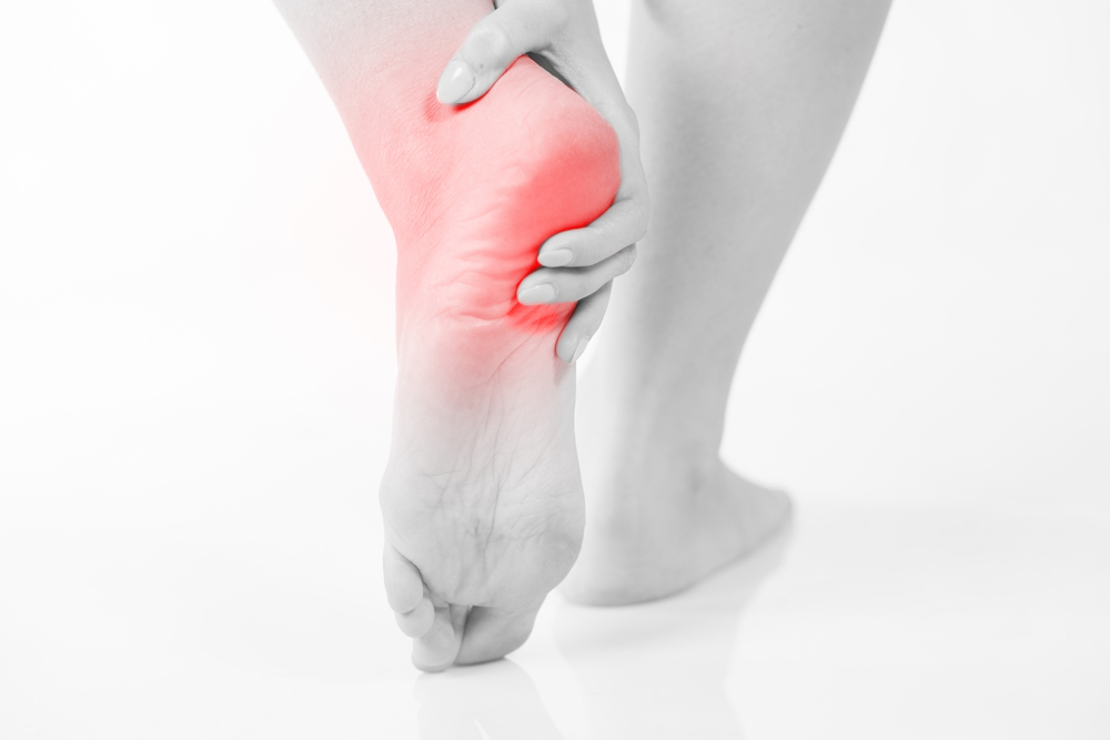 podiatrist scott nelson treats plantar fasciitis in garland texas