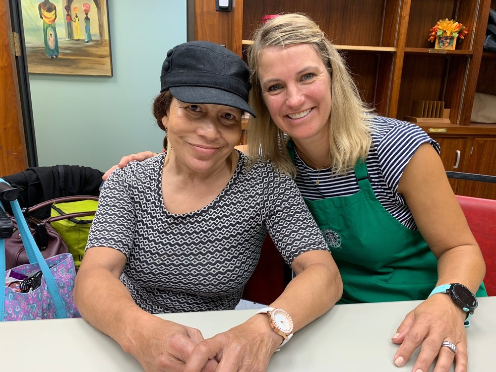 Get Involved Today - There are many ways to get involved at Women's Center of Wake County. Give the gift of your time and talents to women experiencing homelessness in the Triangle, host a drive or donate needed items, and touch a life in your own unique way.