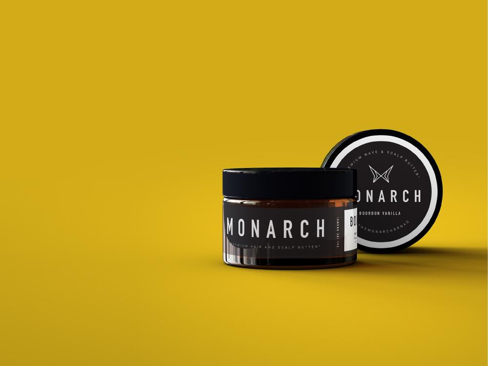 monarch - print / digital branding